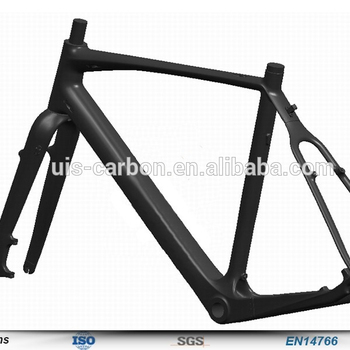 Gravel Bicycle Parts Carbon Cyclocross Frames OEM Carbon Road Bike Frame