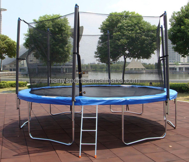 High End Practical Custom Made 14ft second hand trampolines