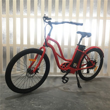 Wholesale cruiser bikes 500w ristar beach el... cheap wheel ebike