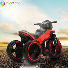 Rechargeable Electronic Kids Motorcycle12V Electric Kids Motorcycles for Sale with Big Wheel, MP3, TF, USB