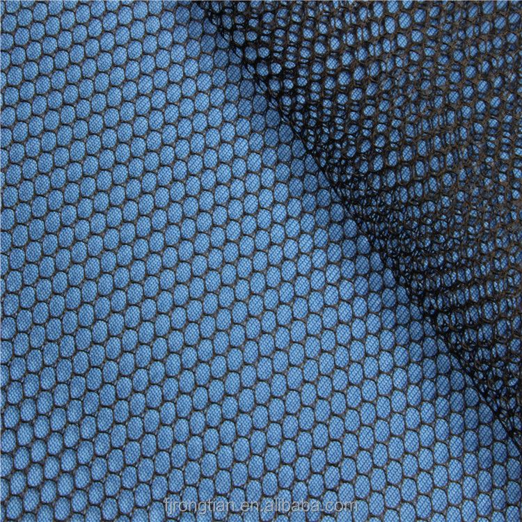 cheap nylon tulle diamond bag lining mesh fabric