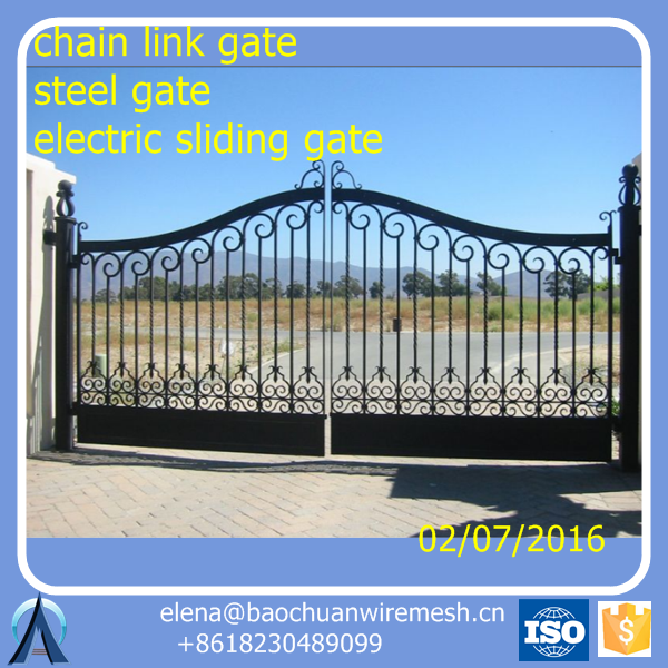 gate Fence / Entrance gate / Entry gate