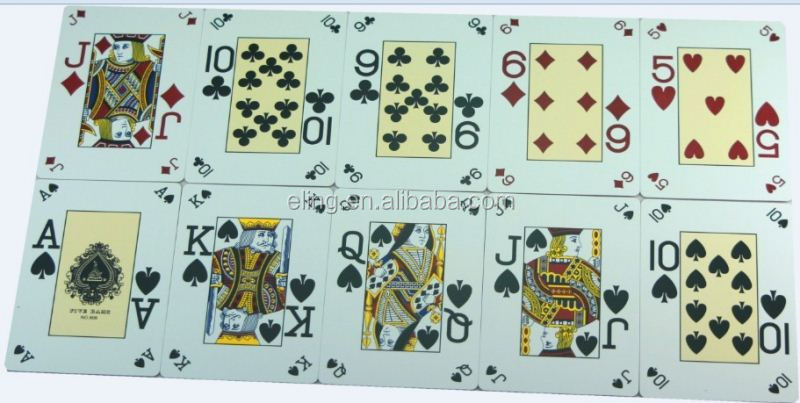Mini Playing Cards or Mini Poker Cards excellent texture printing playing cards