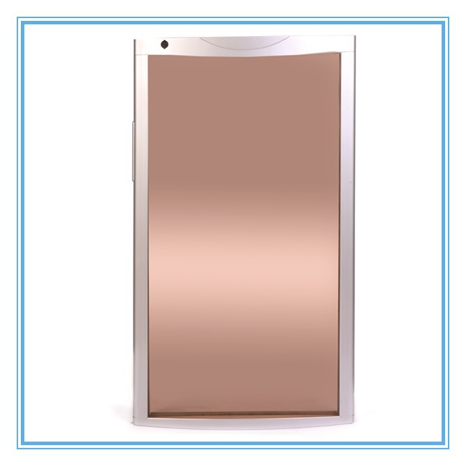 Mini clear glass door for refrigerator