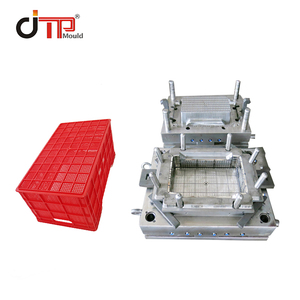 Cheap Price Plastic Fruit Crate Injection Molding