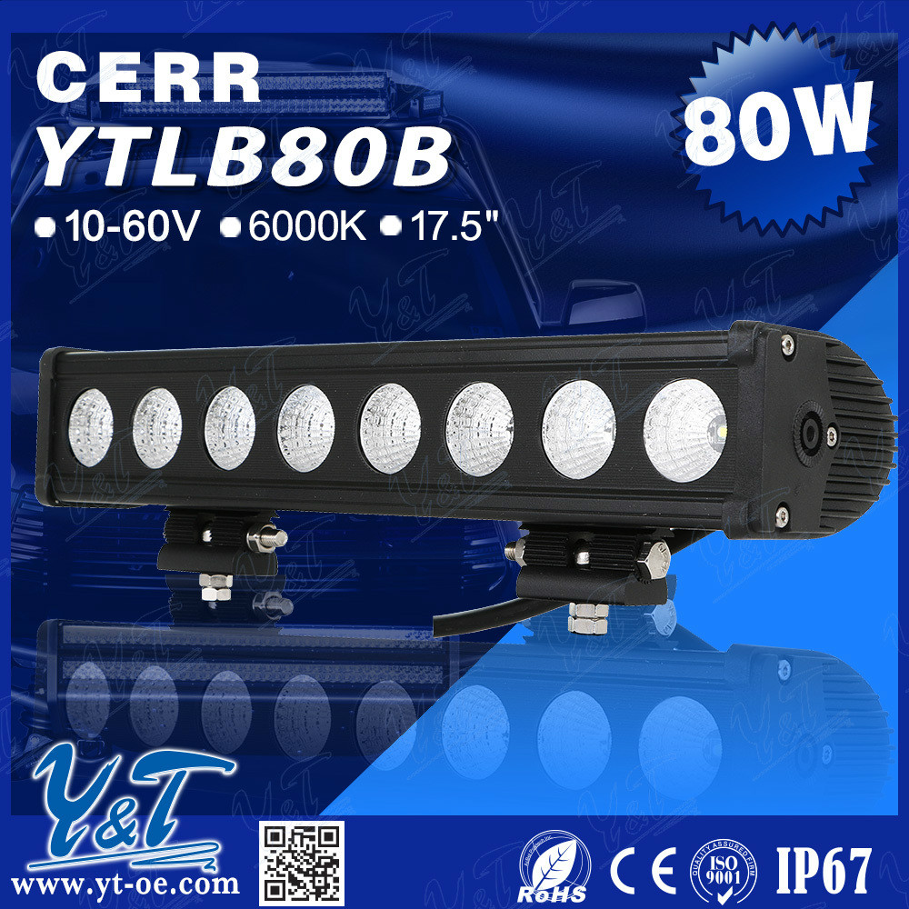 Top quality Wholesale 50inch 480W 80W 4D led light bar for off road 50 inch led light bar single row led light bar 50inch