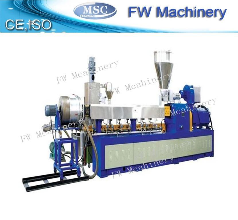 plastic sheet extruder machine