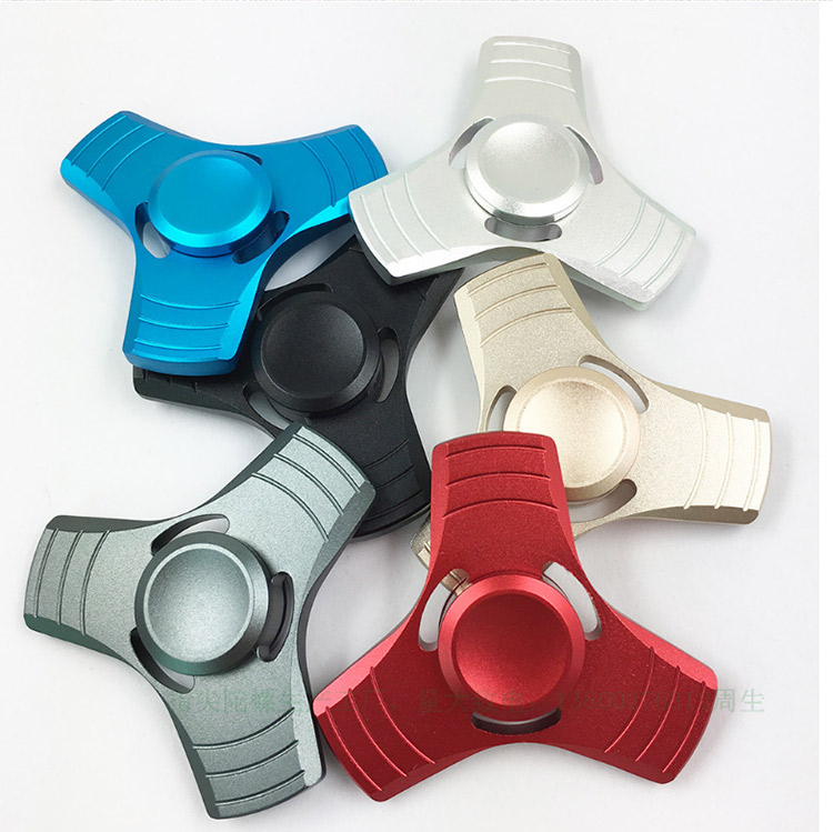 ECO-friendly Coloful Wholesale Anti Stress Fidget Spinner