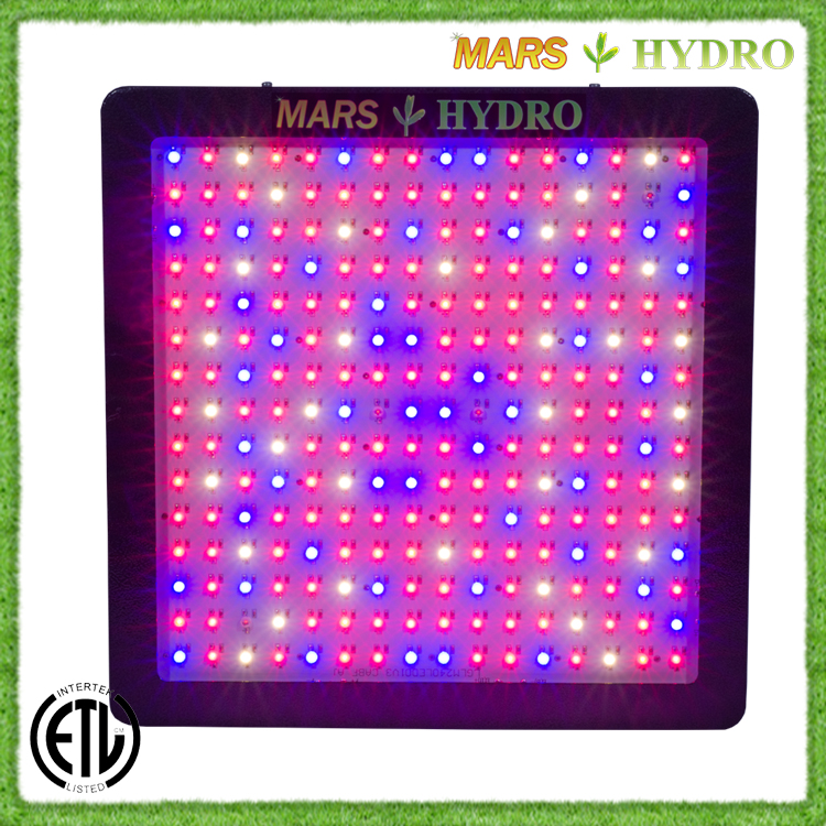 Best Full Spectrum LED Grow Light Mars II 1200 replace 600W HPS Grow Light Increase Yields,Higher Quality Flowers