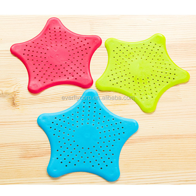 Hot sale plastic stopper silicone sink strainer