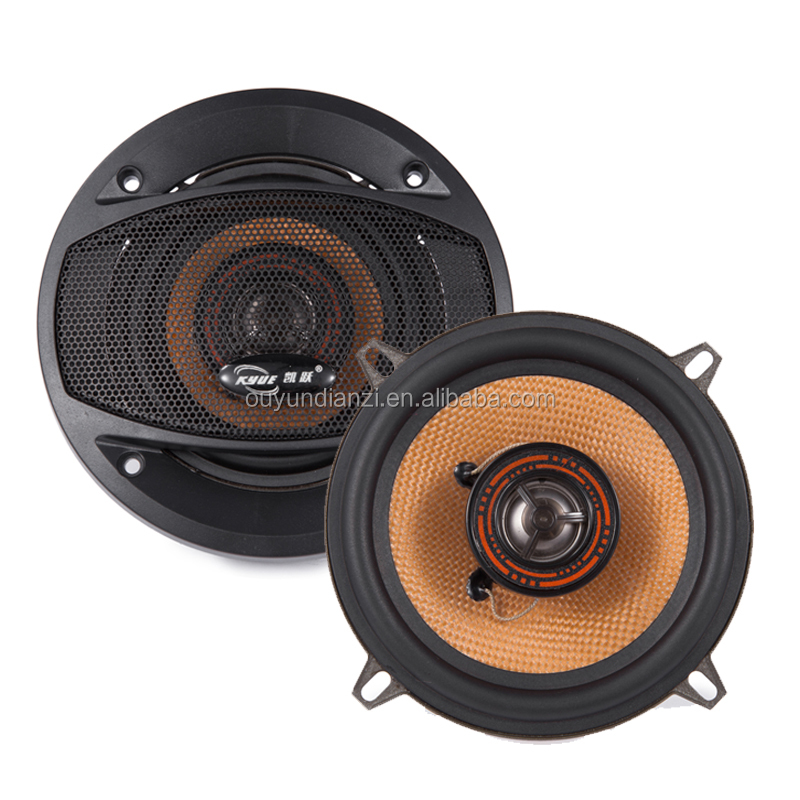 French glass 5 inch car audio subwoofer, Japanese car audio