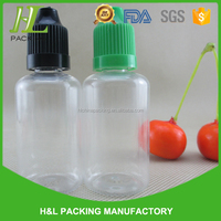 hot sale childproof cap e liquid e juice 30 ml botol plastik