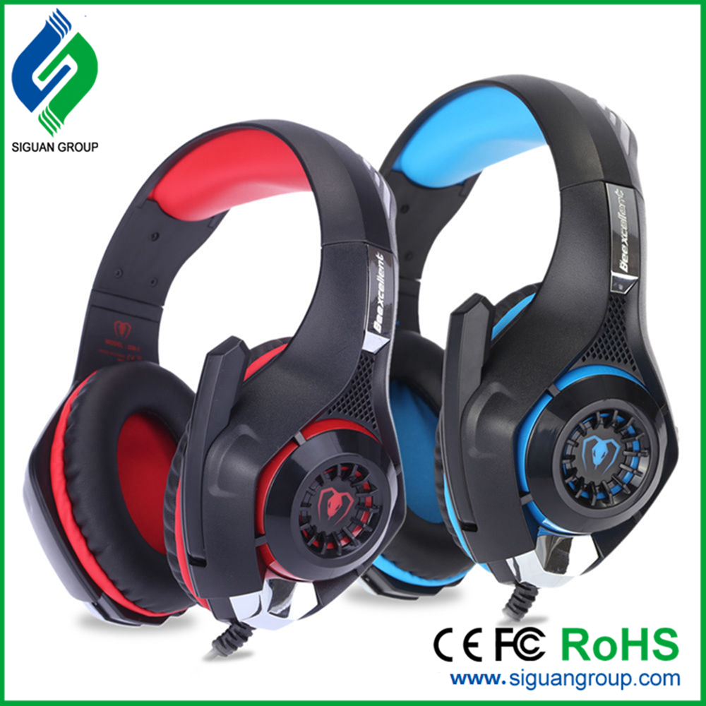 Sades 901 custom designed headphone manufacturers cheap gaming headphones for Professional DJ