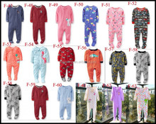 TinaLuLing Unisex One Piece Jumpsuits, pajamas with feet