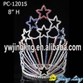 "5"" star pageant crown"