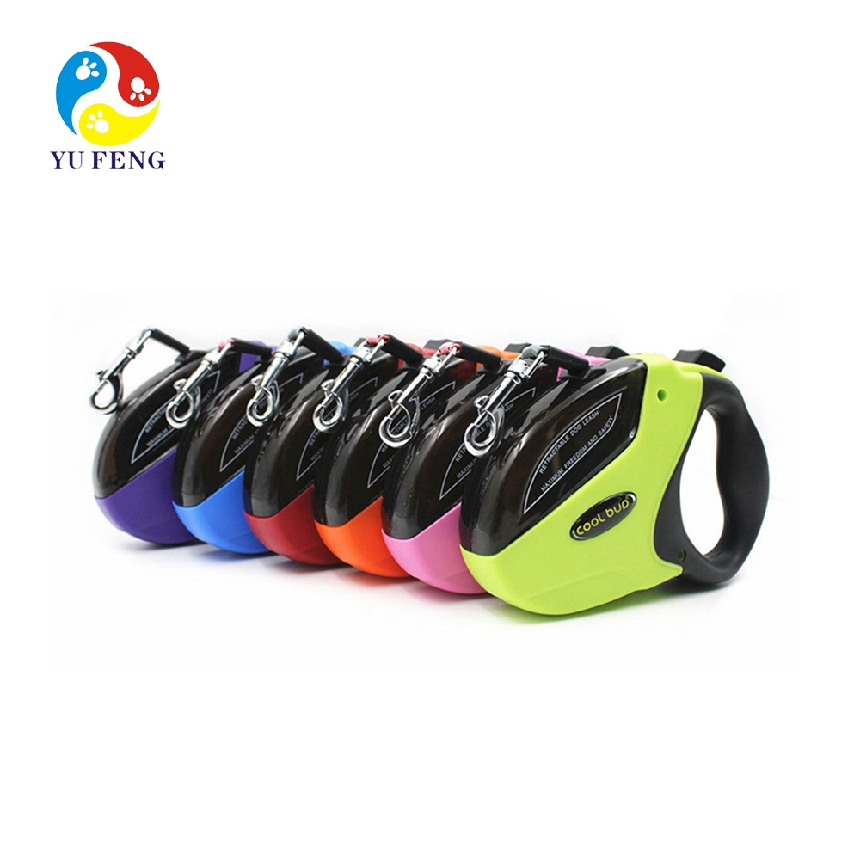 Retractable Pet Dog Leash For Medium Large Dogs Walking Leads 50KG 3 Colors