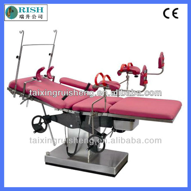 Hospital Electric Examination &Operating Table