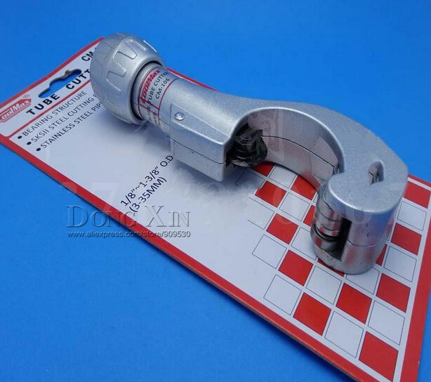 CM-107 Taiwan original grid America brass pipe tube cutter knife tube cutter 6-51MM