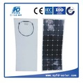 2016 Best selling 130W flexible solar panel with high efficiency