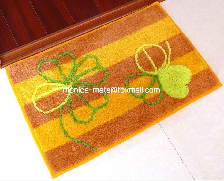 Soft Living Room Carpet Home Decorator Modern Floral Flowers Area Rug