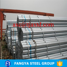 online shopping ! 60 gram gi pipe bs1139 scaffolding hot dip galvanized water line pipe with CE certificate