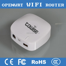 openwrt 3g/4g lte rj45 car wireless wifi router with sim card slot