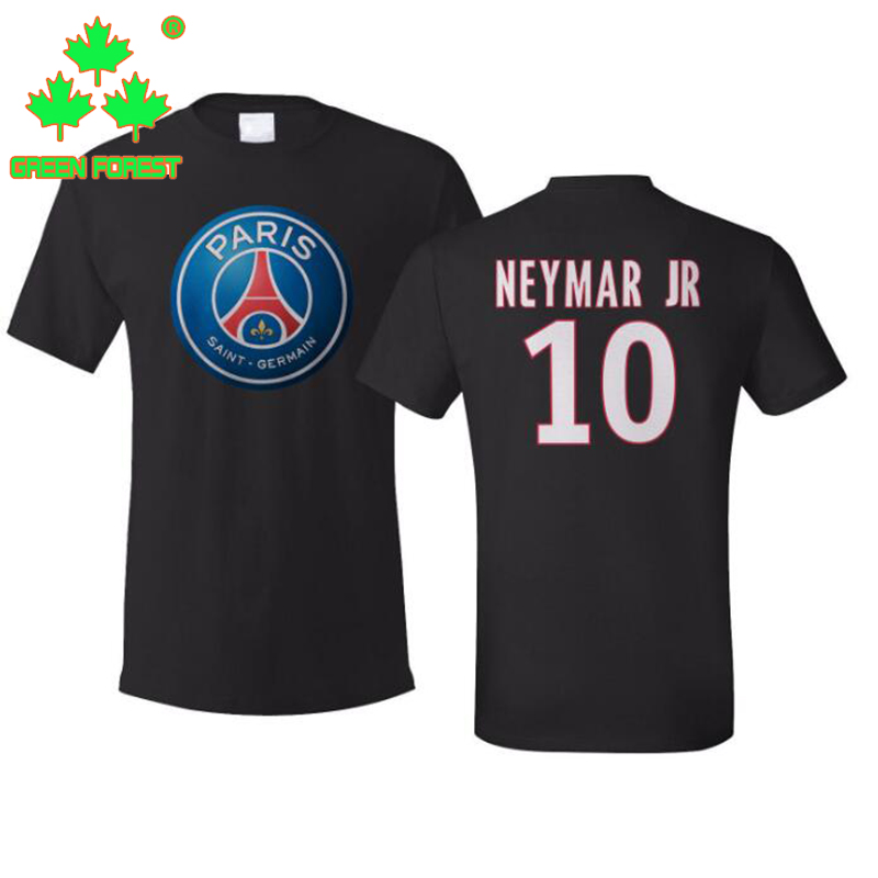 NEYMAR JR #10 Paris Saint-Germain Soccer Jersey 17/18,PSG Soccer Kit