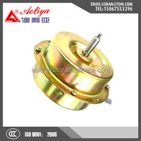 Small electric motors for kitchen exhaust fan