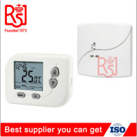 New LCD Wireless Programmable hvac Cool and Heat Thermostat