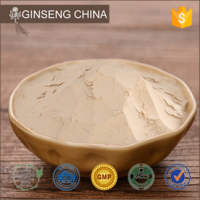 Low pesticide korean ginseng powder