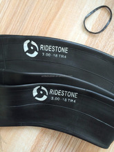 RIDESTONE MOTORCYCLE TUBE3.00-18 3.00-17
