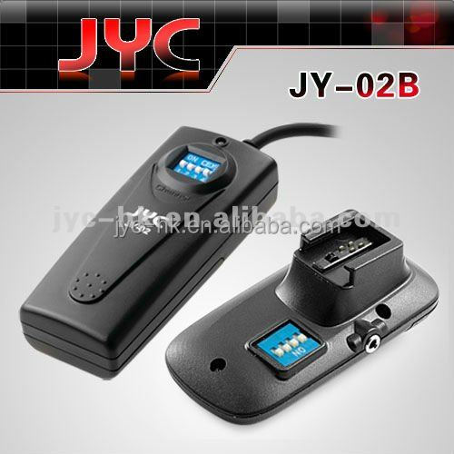 Wireless 16-Channels Studio Flash Triggers JY-02B for Sony Camera