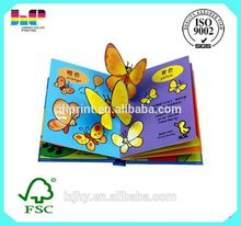 China Shenzhen Jin Hao Perfect HIGH QUALITY Professional CHILDREN 3D BOOK Priting