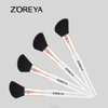 2016 zoreya factory price soft nylon hair portable cosmetic brush