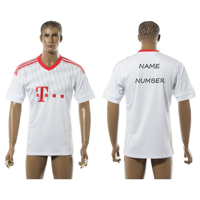 2015 Men Soccer Jersey White Football Jersey Thai Sport Jersey Men Football Clothes Soccer Shirt Camiseta Shirt Sweater