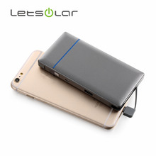 2018 online shopping China 10000mah mobile powerbank 2A,dual USB portable mobile charger power bank