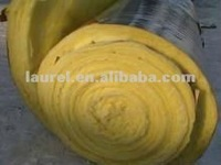 heat insulation Glass wool blankets with aluminum foil