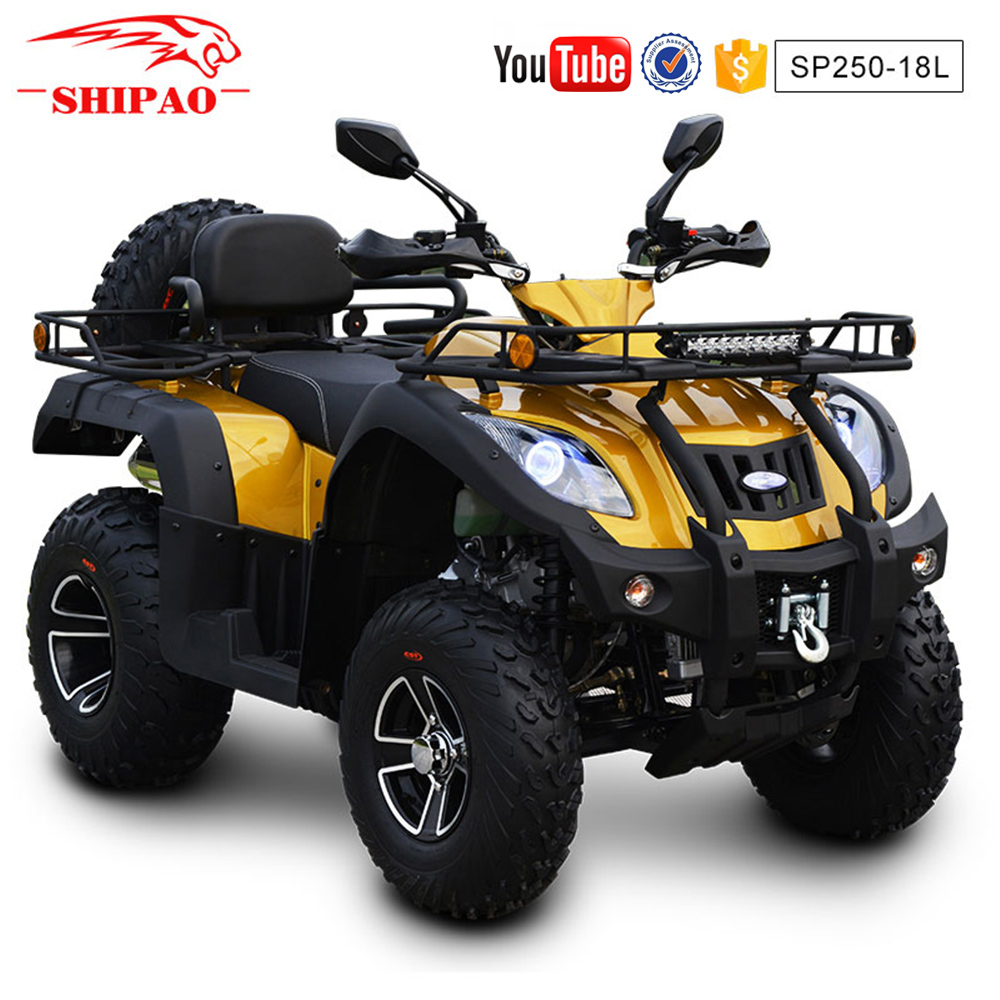 SP250-18 Shipao discount stylish quad bike 250cc