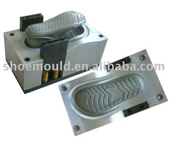 2013 new fashion PU DIP Slipper Mould used on Italy machine for making ladies and gents shoes