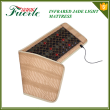Sauna infrared heated full body massage amethyst tourmaline jade mattress