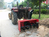 factory manufacture CE certificate 3 point hitch snow blower
