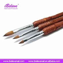 Most Popular Cheap Price Manicure Tools Kits 3D Nail Carved Brush Set Acrylic Nail art Brush