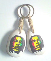 Stone Key chains