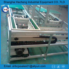 Hecheng brand assembly line belt conveyors assembly line roller complete production line for selling