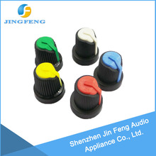 high standard hot sell good quality plastic knob,speaker accessories