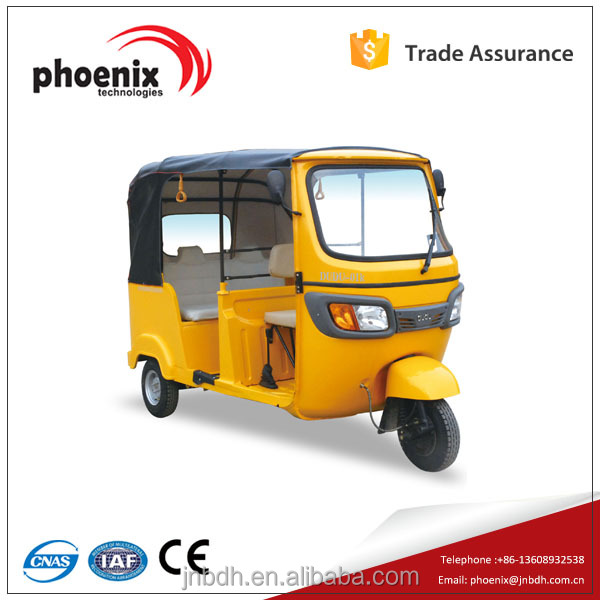 Tok tok three wheeled vehicle hot sales model