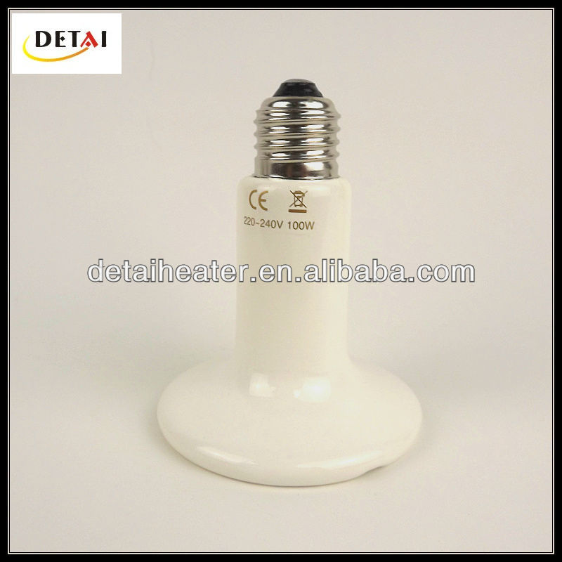 Mini ceramic heating element for animals