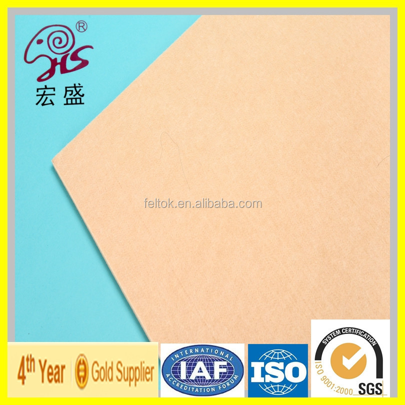 1mm polyester craft felt /Nonwoven embrodiery/Recycled Fabric