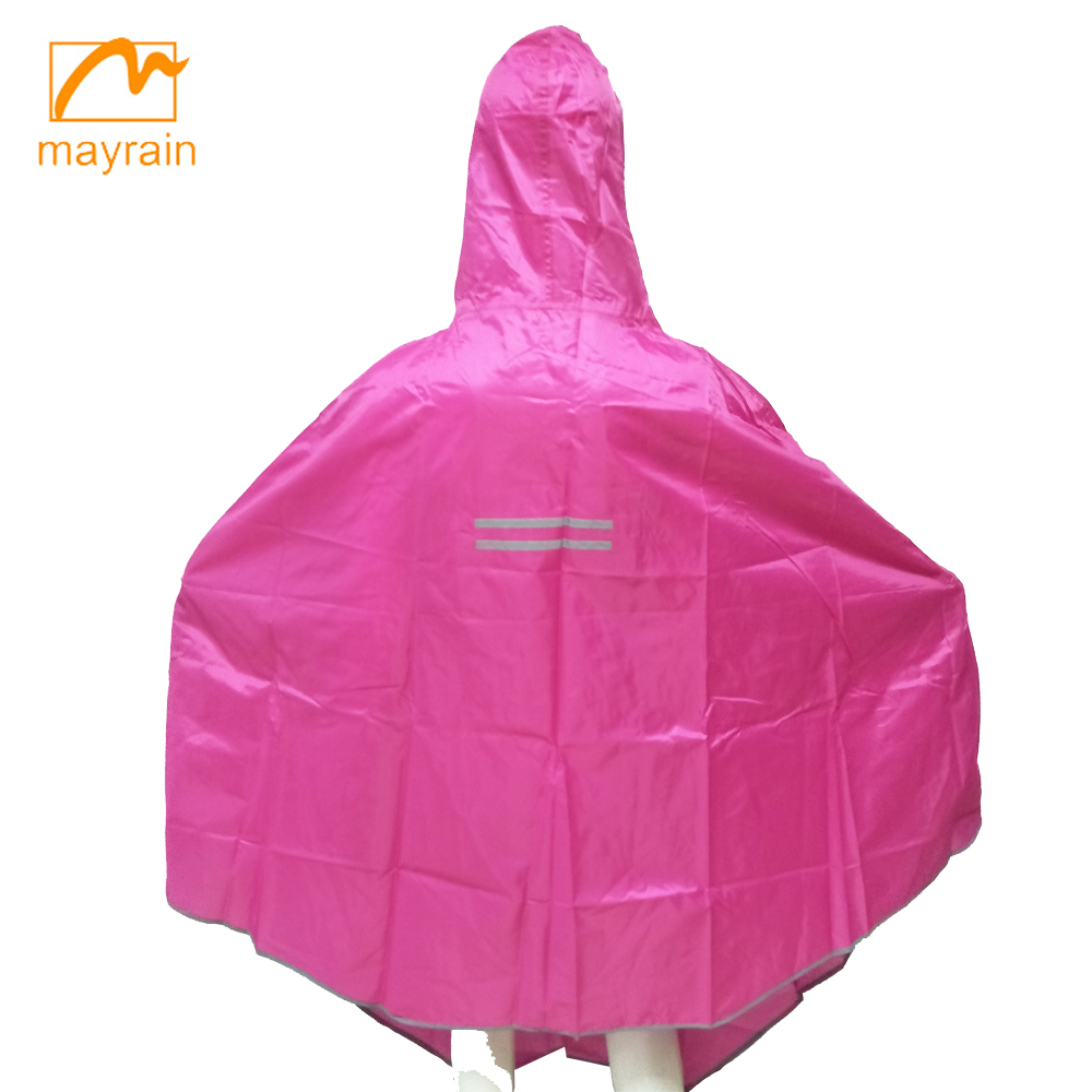 High quality waterproof Customized rain poncho