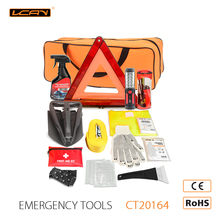 High Quality and Full Car Emergency Winter Kit and Roadside Emergency Kit for Auto Emergency kit